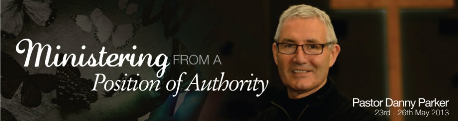 164th | Pastor Danny Parker | Ministering from a Position of Authority