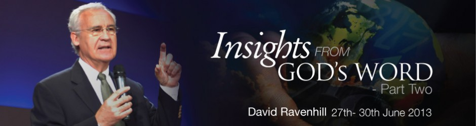 165th   David Ravenhill   Insights From God's Word - Part Two