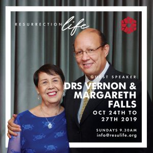 Drs Vernon and Margareth Falls