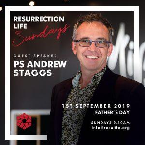 Pastor Andrew Staggs